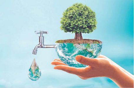 مصرف انبوه آب
