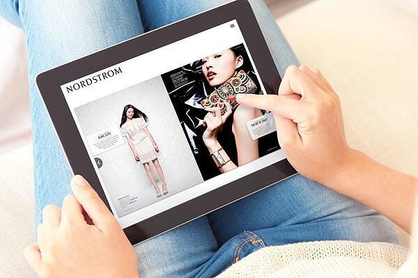 کاتالوگ دیجیتال به افزایش فروش کسب و کارها و حفظ محیط زیست کمک می کند