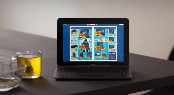 کاتالوگ PDF یا طراحی کاتالوگ دیجیتال، کدام؟
