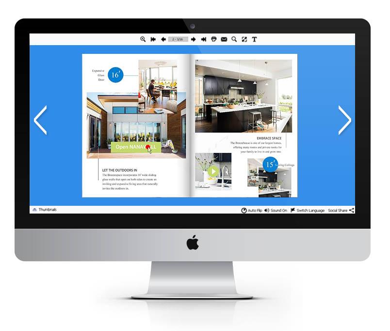 با طراحی کاتالوگ آنلاین بیشتر در دید مخاطبین قرار بگیرید.