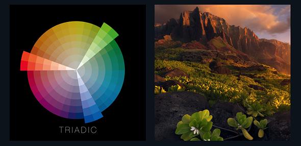 رنگ ها میتواند علاوه برایجاد توجه برای الهام بخش و برای رساندن پیام هایی خاص نیز به کار روند.