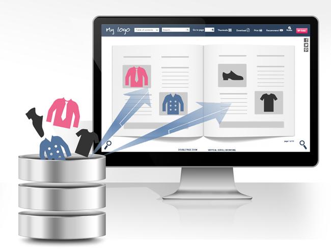 با طراحی مناسب کاتالوگ آنلاین دیده شوید.