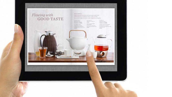 با وجود کاتالوگ آنلاین خیالتان از بازاریابی مجازی راحت باشد.